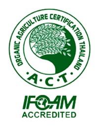 IFOAM organic certified, Thailand